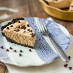 Chocolate Peanut Butter Pie Photo