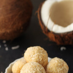 Gluten Free Coconut Cookies Picture