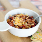 Wendy's Chili Recipe Photo