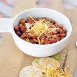 Wendy's Chili Recipe Image