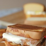 Lemon Mascarpone Grilled Cheese Pic