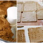Homemade Graham Crackers Image