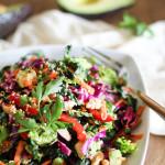 Detox Kale Salad Picture