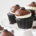 Junior Mint Cupcakes Picture