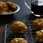 Pumpkin White Chocolate Chip Cookies Picture