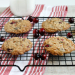 Cinnamon Chip Cranberry Oatmeal Cookies Photo