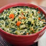 Turkey Florentine Soup Photo