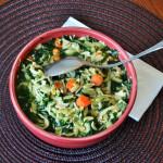 Turkey Florentine Soup Image