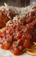 Spaghetti and Meatballs Picture