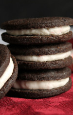 Peppermint Candy Cane Cookies Photo