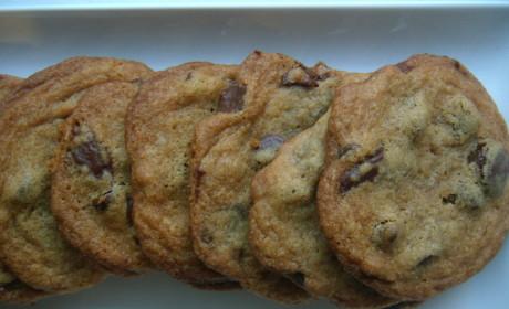 Chocolate Chip Cookies: A Sea Salt Twist