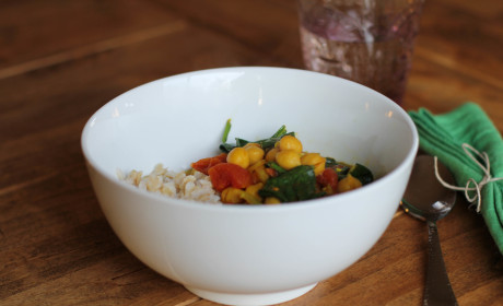 Indian Chickpea Stew: Value Adding, Great Tasting