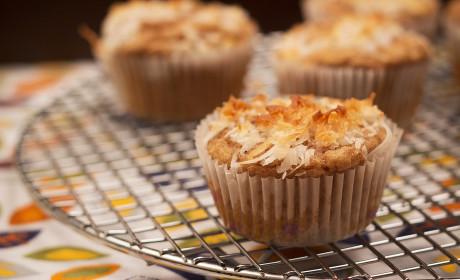 Coconut Muffins Recipe