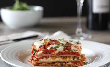 Tofu Lasagna: Packed with Vegetables, Great Taste