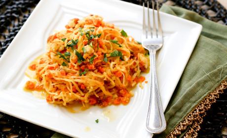 Paleo Spaghetti Squash Recipe