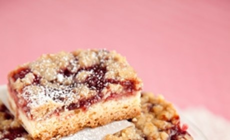 Paula Deen Raspberry Bar Recipe