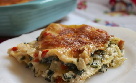 Homemade Chicken Lasagna: Comfort Food 101, Minus the Canned Soup