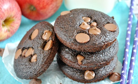 Homemade Vitatop Muffins: Decadently Chocolate and Healthy