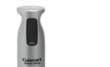 Cuisinart CSB-77 Smart Stick Hand Blender Review