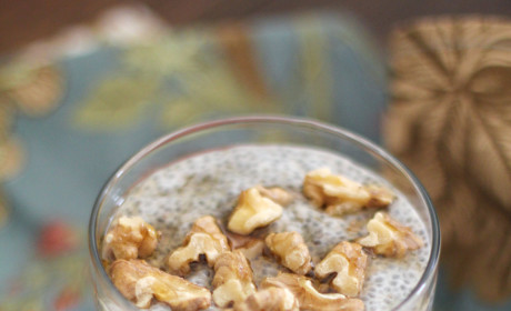 Chia Seed Pudding: Crazy Good Vegan Dessert