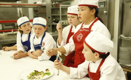 "MasterChef Junior Review: ""Restaurant Takeover"""