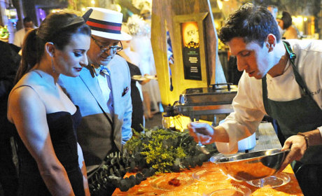 Top Chef Recap: Lea Michele's Halloween Bash