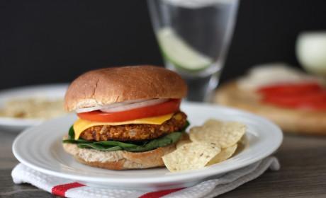 Spicy Black Bean Burger: Vegetarian Victory