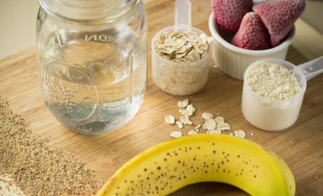 Oatmeal Smoothie: Power Breakfast