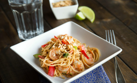 Peanut Noodles Recipe