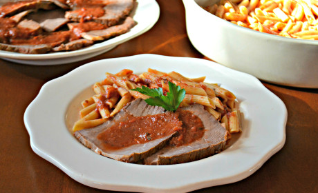 Italian Pot Roast Recipe
