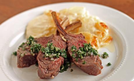 Crown Roast of Lamb: Elegant Easter Dinner