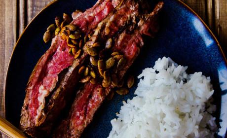 Pan Seared Flank Steak: Summer's Favorite Cut