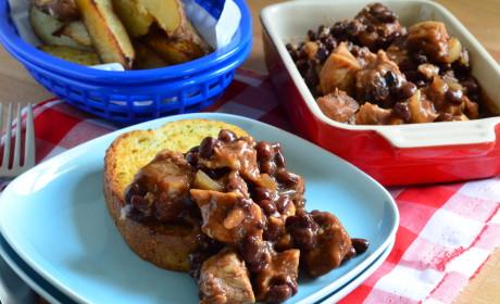 Pork and Black Beans Recipe