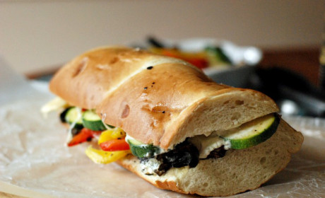 Veggie Melt Recipe
