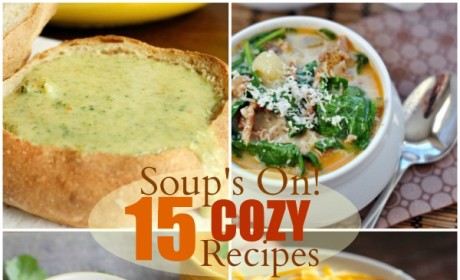 15 Soup & Stew Recipes for Fall Happiness