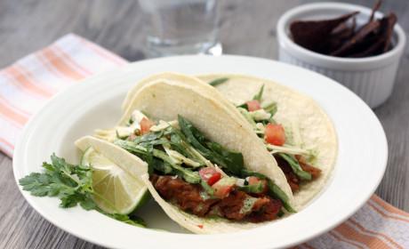 Seitan Tacos Recipe