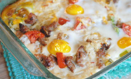 Gluten Free Breakfast Casserole Recipe