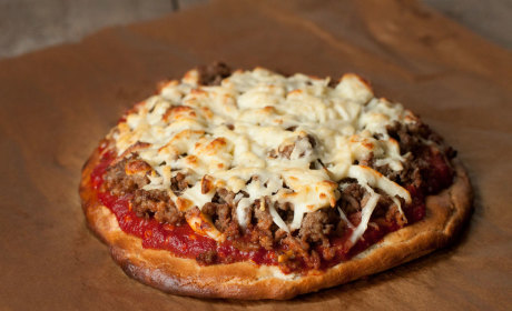 Paleo Pizza Crust Recipe