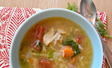 Chicken Quinoa Soup Recipe