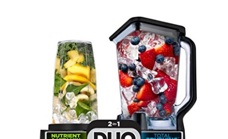 Nutri Ninja Blender Duo with Auto-iQ Review