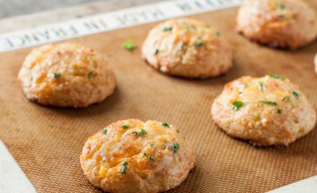 Gluten Free Cheddar Biscuits Recipe