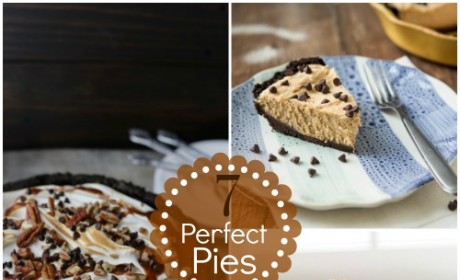 7 Perfect Pie Recipes for a Slice of Happiness
