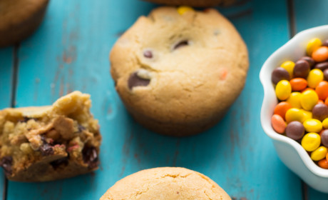 Peanut Butter Stuffed Cookies Recipe