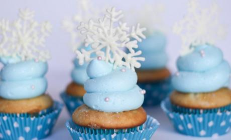 Frozen Cupcakes Recipe