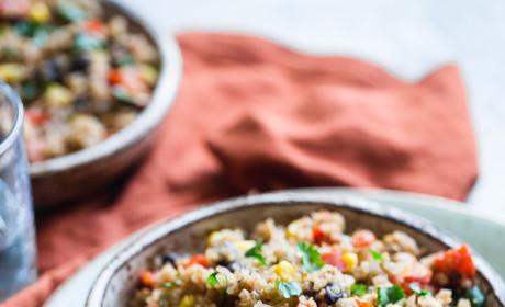 Crockpot Quinoa Image