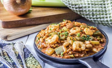 Healthy Jambalaya Recipe