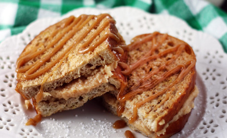 Peanut Butter Cheesecake French Toast Recipe