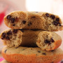 Chocolate Chip Donuts: Low in Gluten, High in Taste