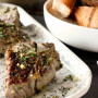 Lamb Loin Chops: Roasted with Gremolata