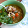 Paleo Chicken Soup: Sizzling with Spice